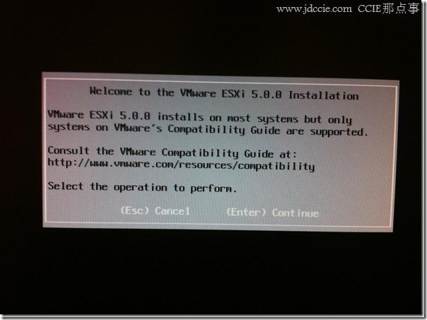 快速创建ESXi 5.0 USB启动盘及 not com32r image解决方法